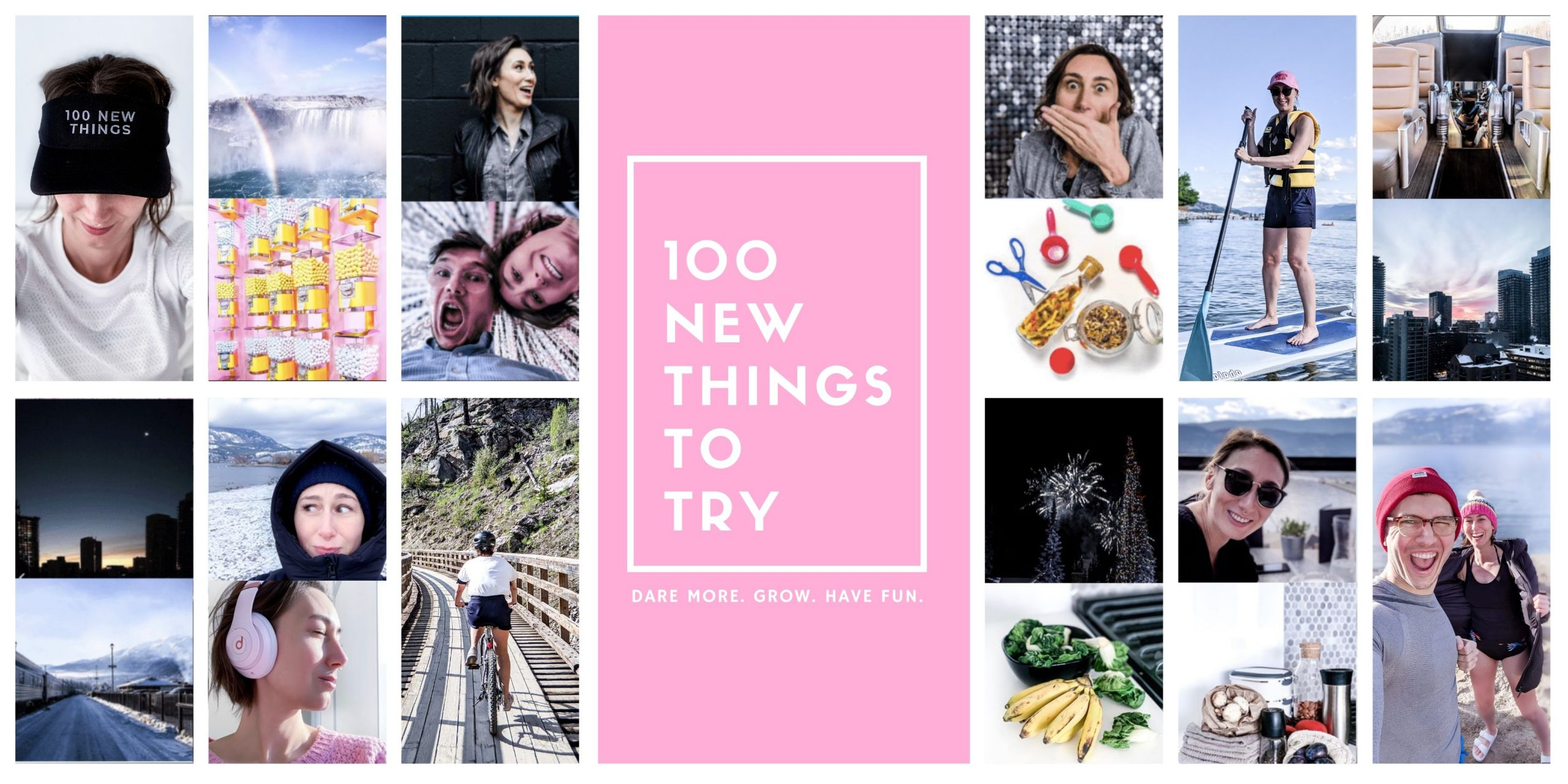 100 New Things To Try