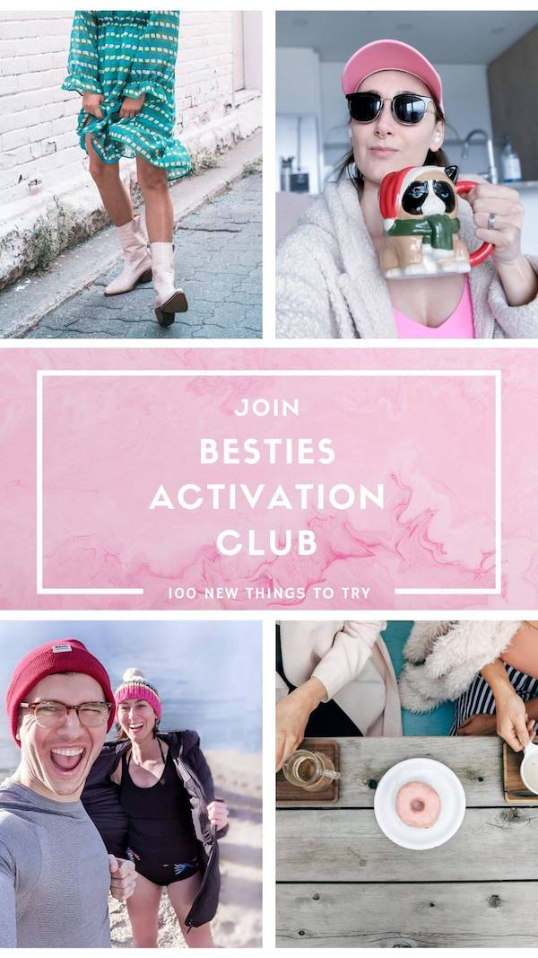 Besties Activation Club