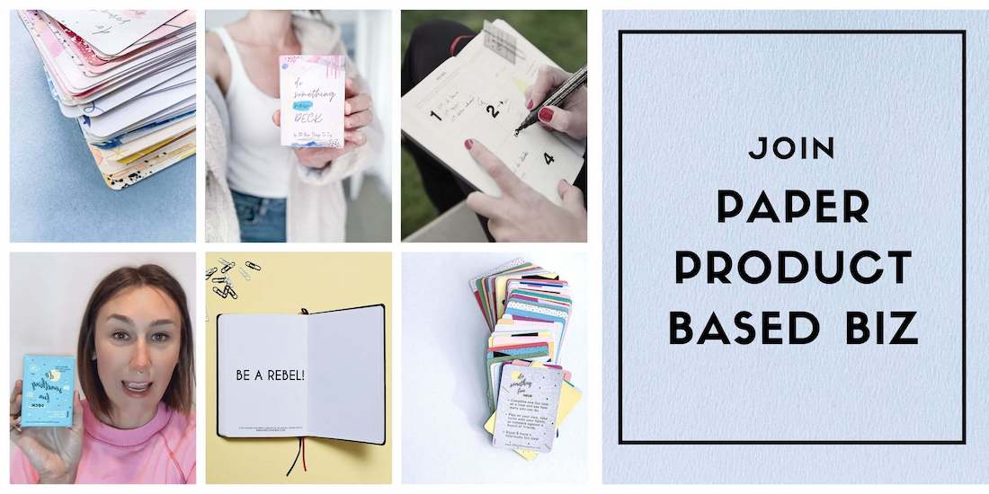 Paper Product Based Business